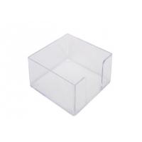 Хартиено кубче с PVC кутия