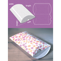 Печат на опаковки - кутия с нестандартна форма