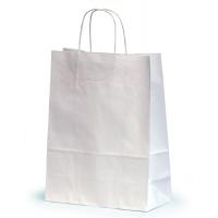 Хартиени рекламни торбички 34/43 см