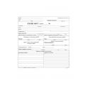 Ат01.17 Пътен лист за Автомобил приложение 11 към чл 66, т 7, с номерация х 1