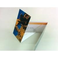 Печат на визитки 50/180 мм (двойни с биг)  - 4+4 цвята (пълноцветни, двустранни)