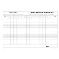 Е014934 Дневник за финансов отчет на обект