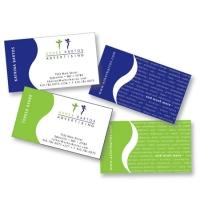 Печат на визитки - 4+4 цвята (пълноцветни, двустранни)
