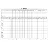 Хр05.1 Месечен отчет за разход на хранителни продукти 69 реда